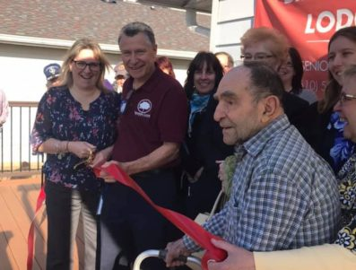 Birdsboro Lodge Senior Living Ribbon Cutting