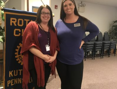 Networking Mixer with the Kutztown Rotary Club