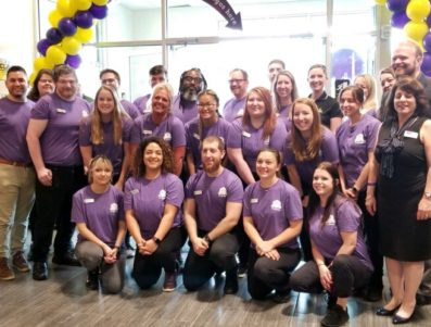 Planet Fitness Kutztown Grand Opening & NBCC Ribbon Cutting