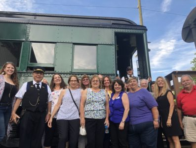 All Aboard the Northeast Berks Chamber Mixer – June 20